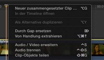 Clips Gruppieren
